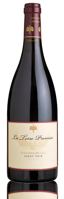 2012 Domaine Carneros Pinot Noir La Terre Promise