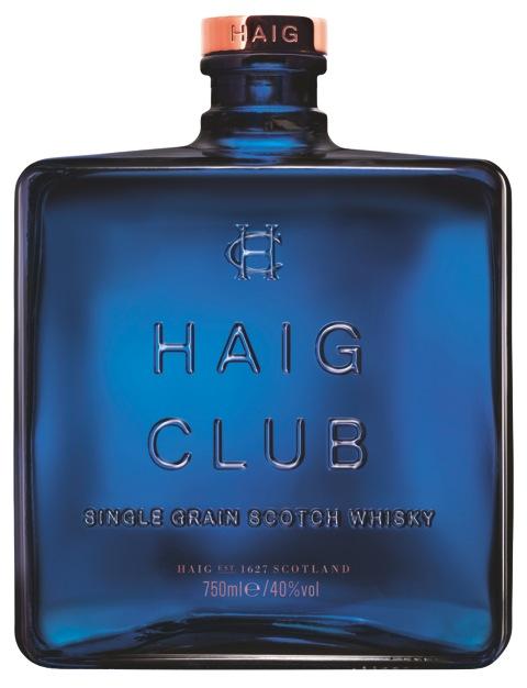 Haig Club Bottle Image