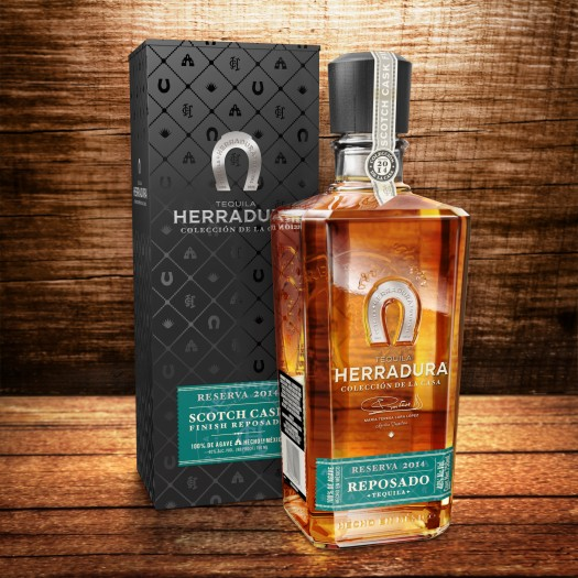 Herradura Reposado Scotch Cask Image 3