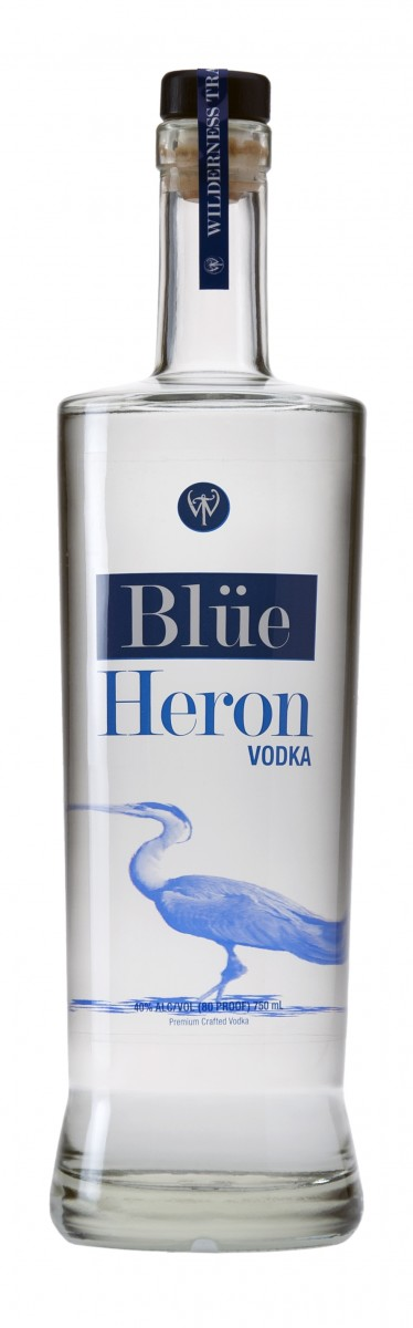 blue heron vodka