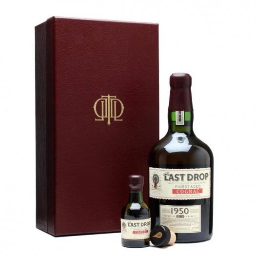 last drop 1950 cognac