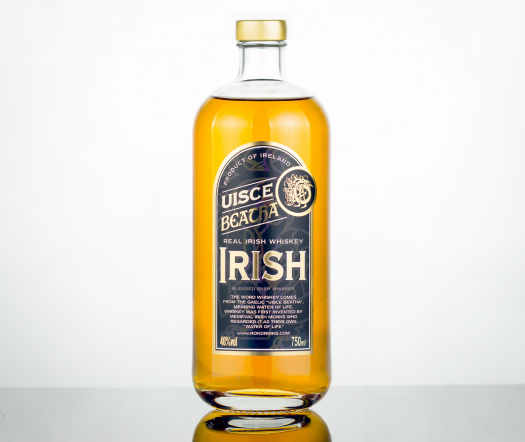 uisce beatha real irish whiskey