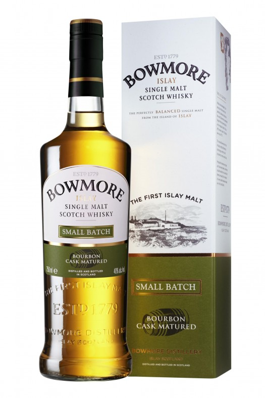 BowmoreSmallBatch BtlCart - med