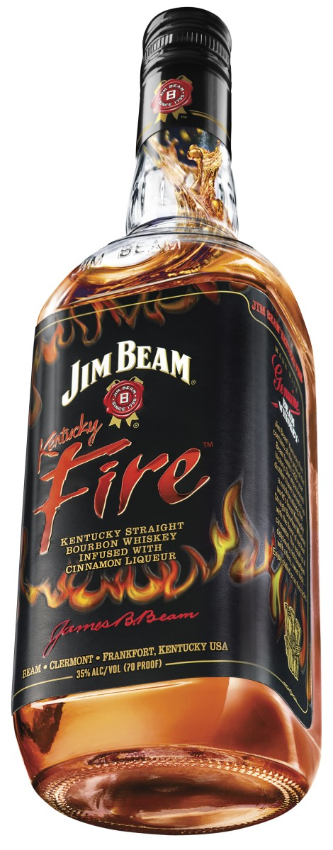 Kentucky Fire Bottle Shot