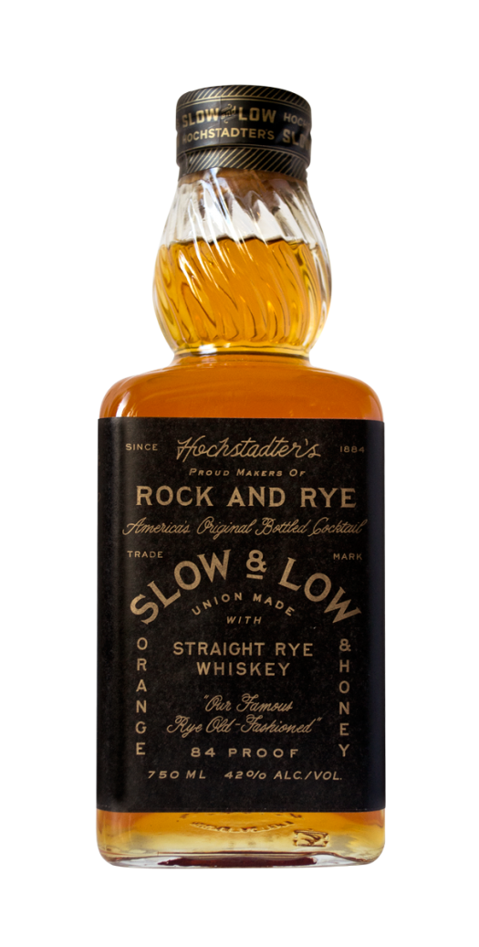 Slow & Low Bottle Shot