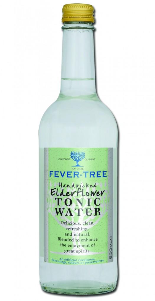 fever tree 500ml Elderflower Tonic Dry