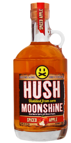 Hush Spiced Apple Moonshine1