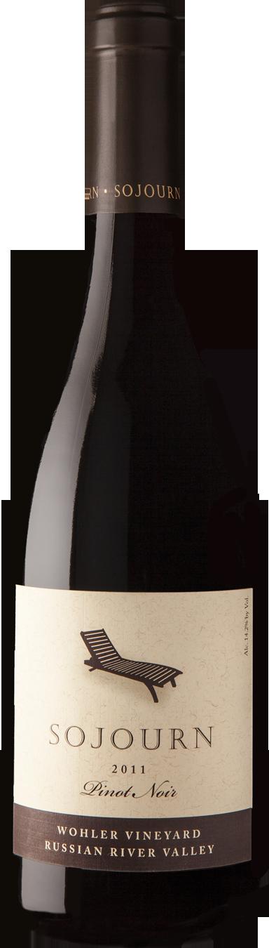 2012 Sojourn Pinot Noir Wohler Vineyard Russian River Valley