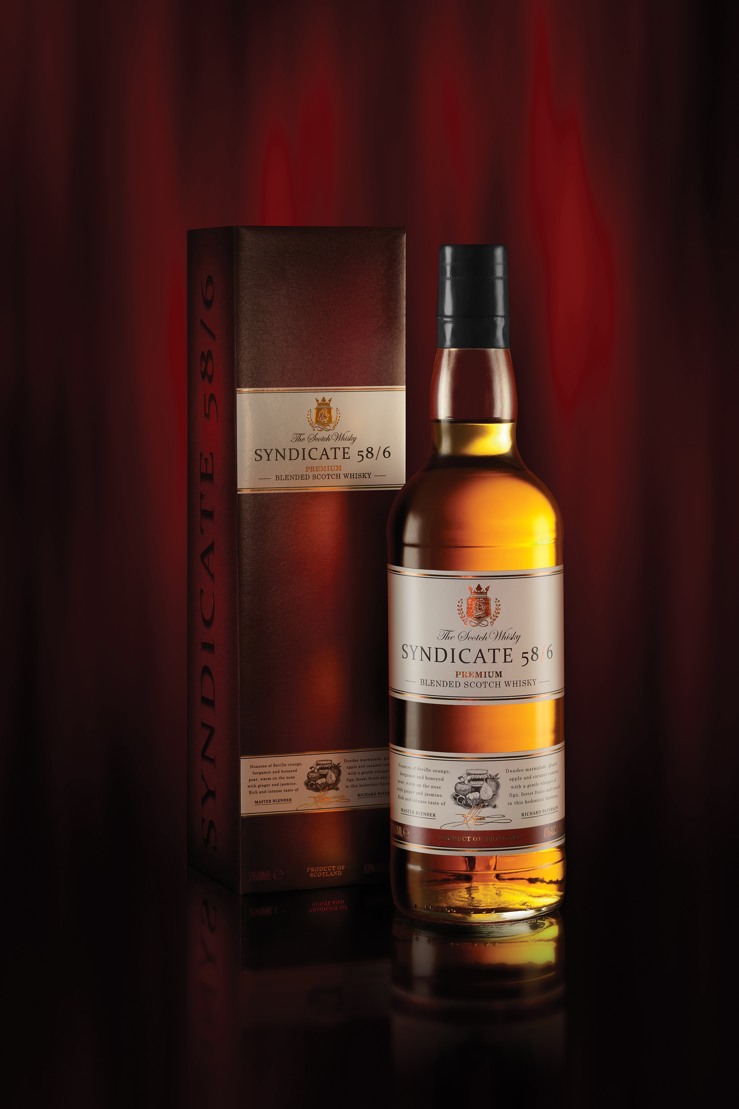 Syndicate 58/6 Blended Scotch Whisky