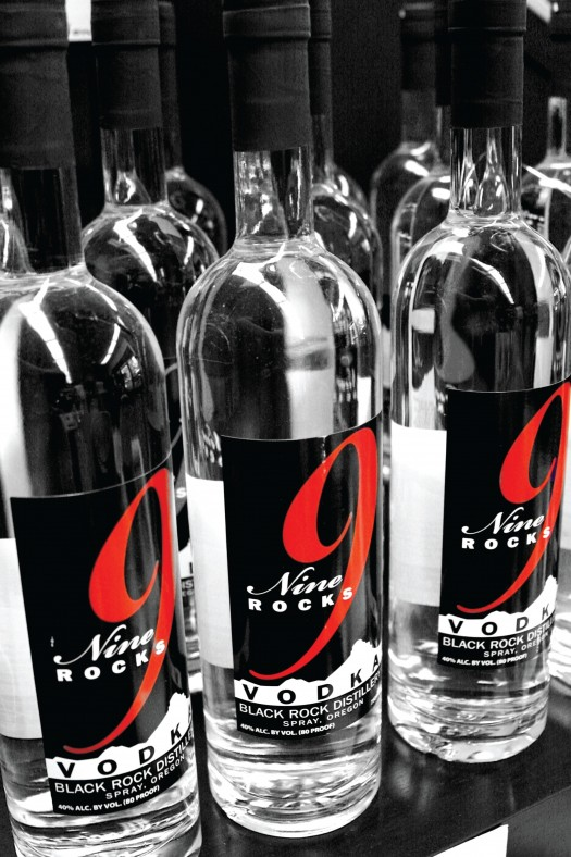 9 rocks vodka