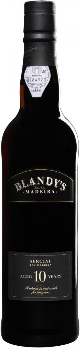 Blandys Sercial 10 Year