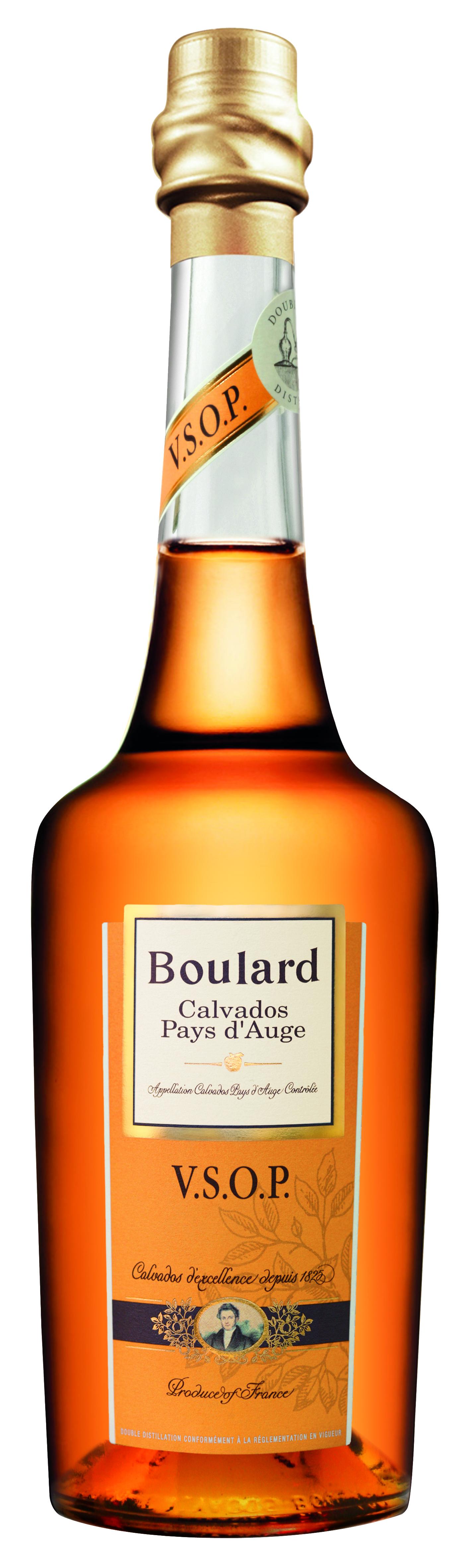 Boulard Calvados Pays d'Auge VSOP