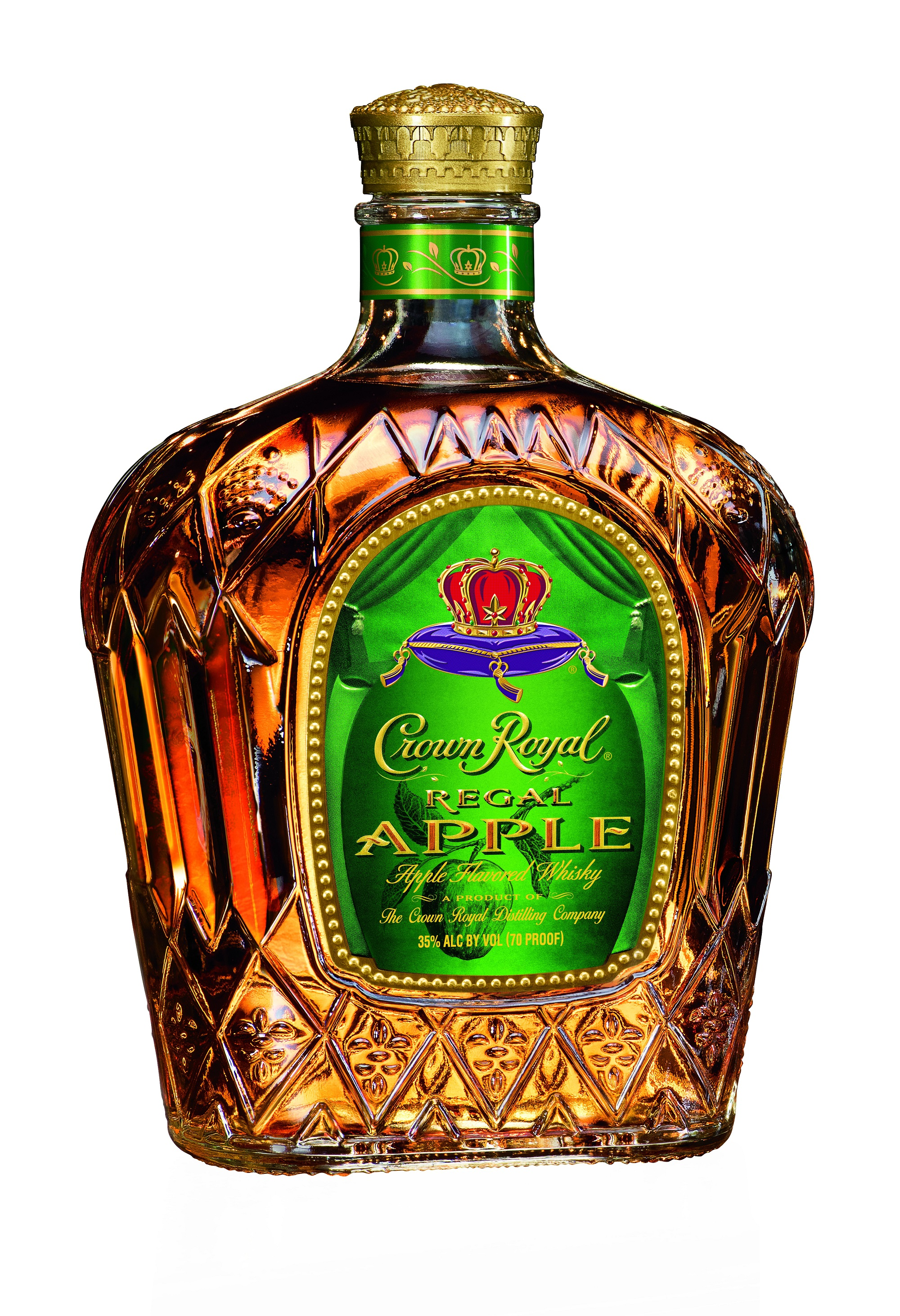 Review Crown Royal Regal Apple Canadian Whisky Drinkhacker