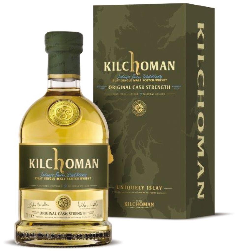 Kilchoman Original Cask Strength