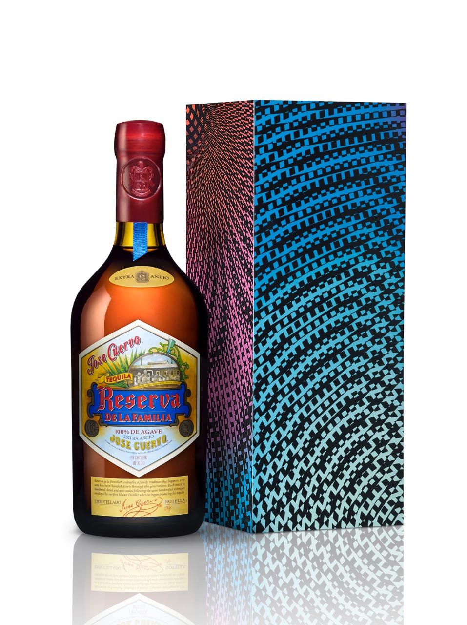 Jose Cuervo Reserva de la Familia Tequila 2014 Edition