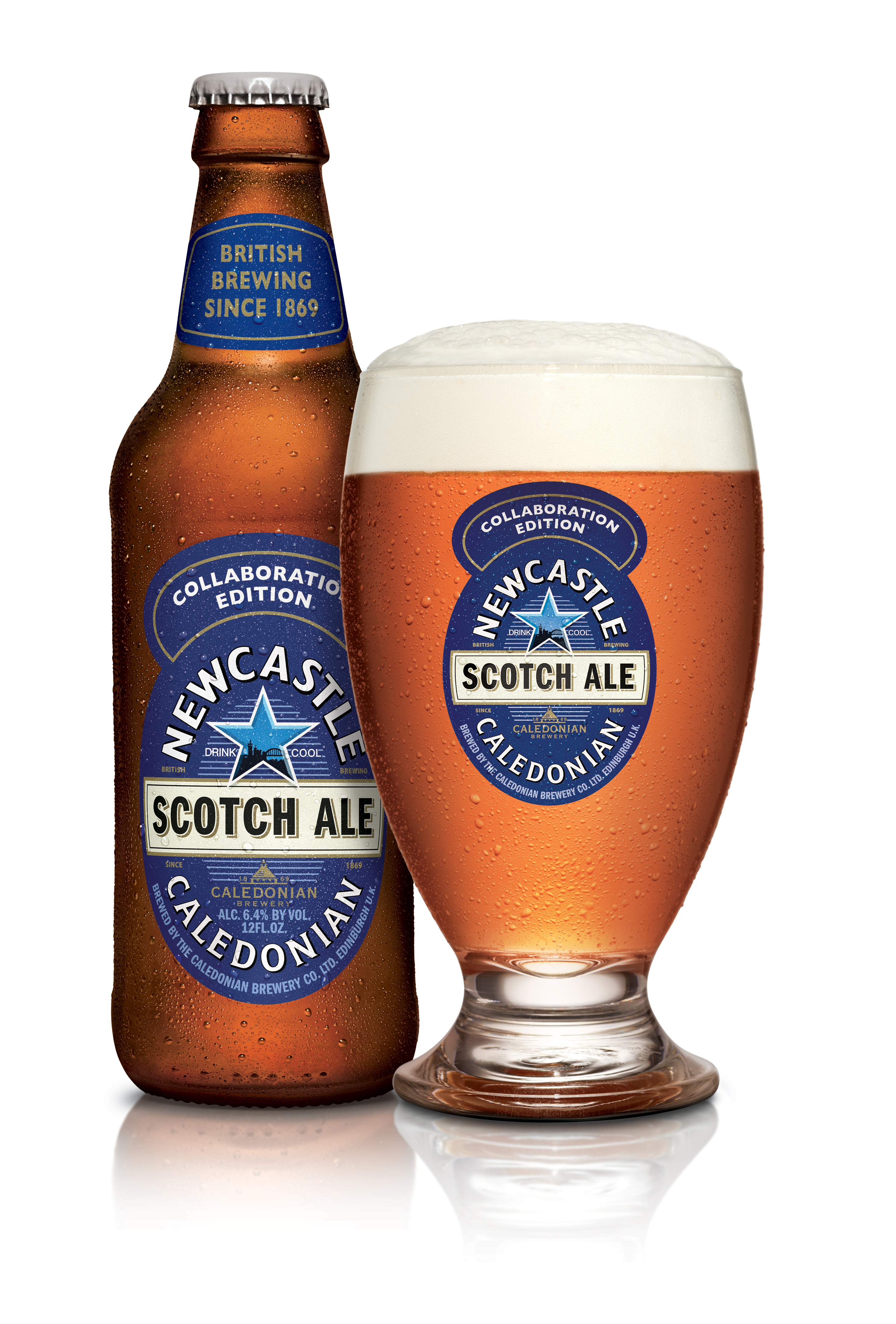 Newcastle Scotch Ale