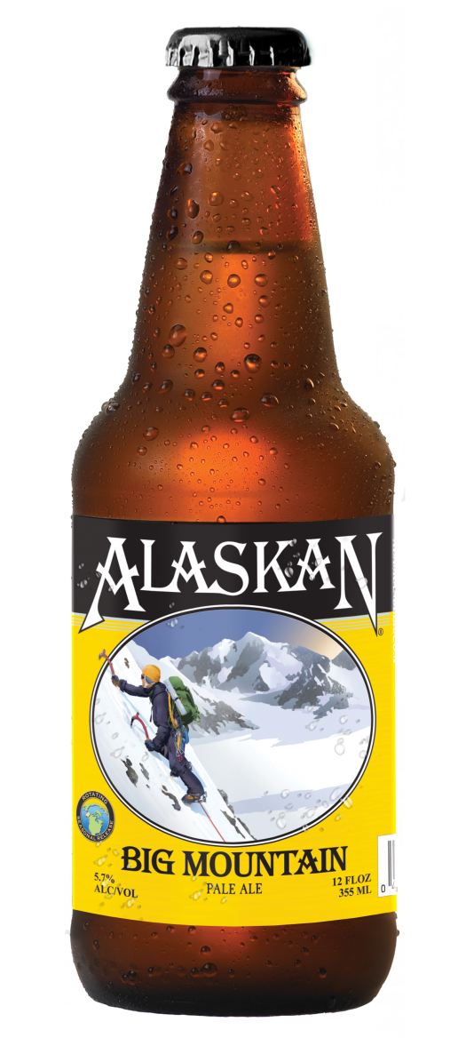 Alaska Big Mountain bottle