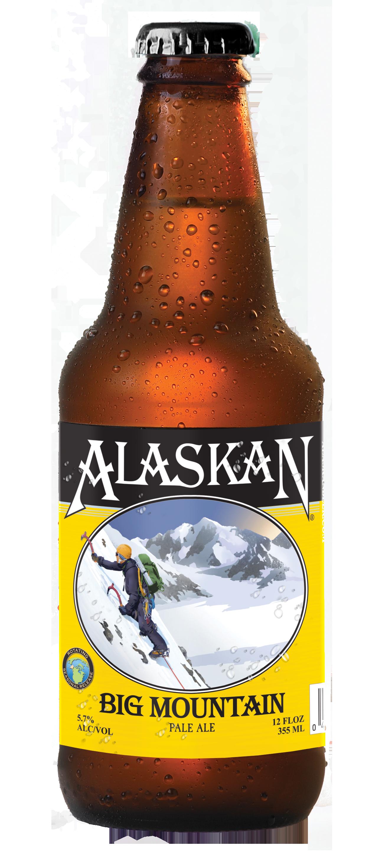 Alaskan Brewing Company Big Mountain Pale Ale