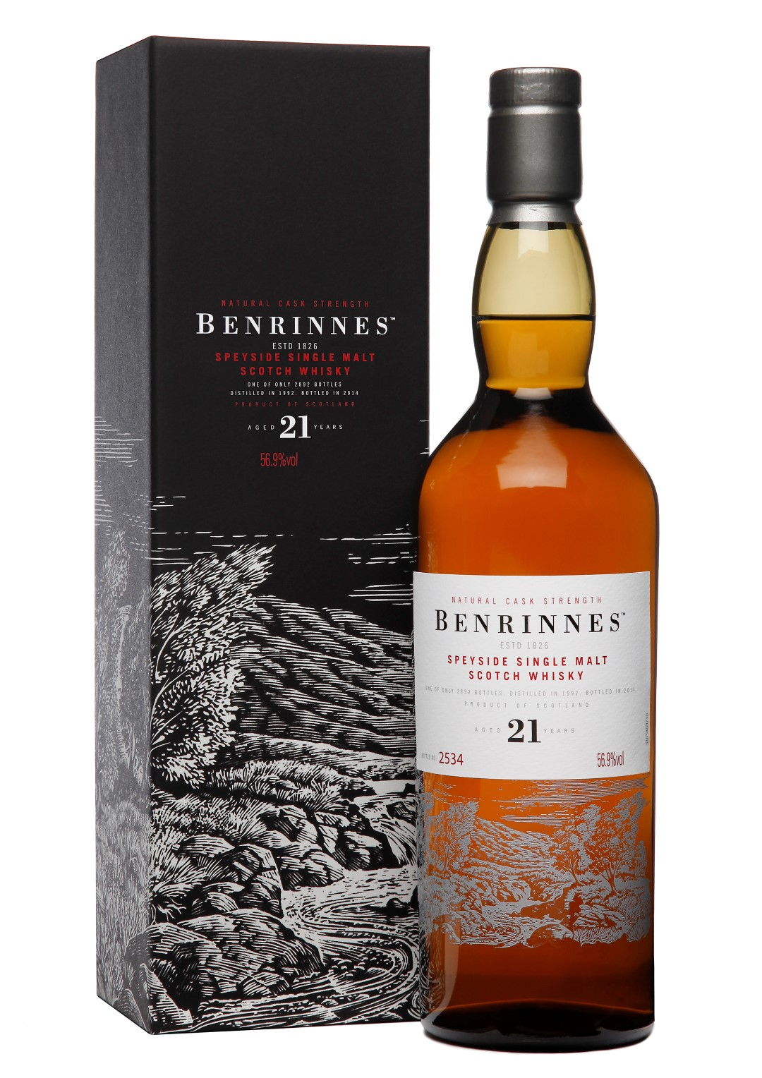 Benrinnes 21 Years Old Limited Edition 2014