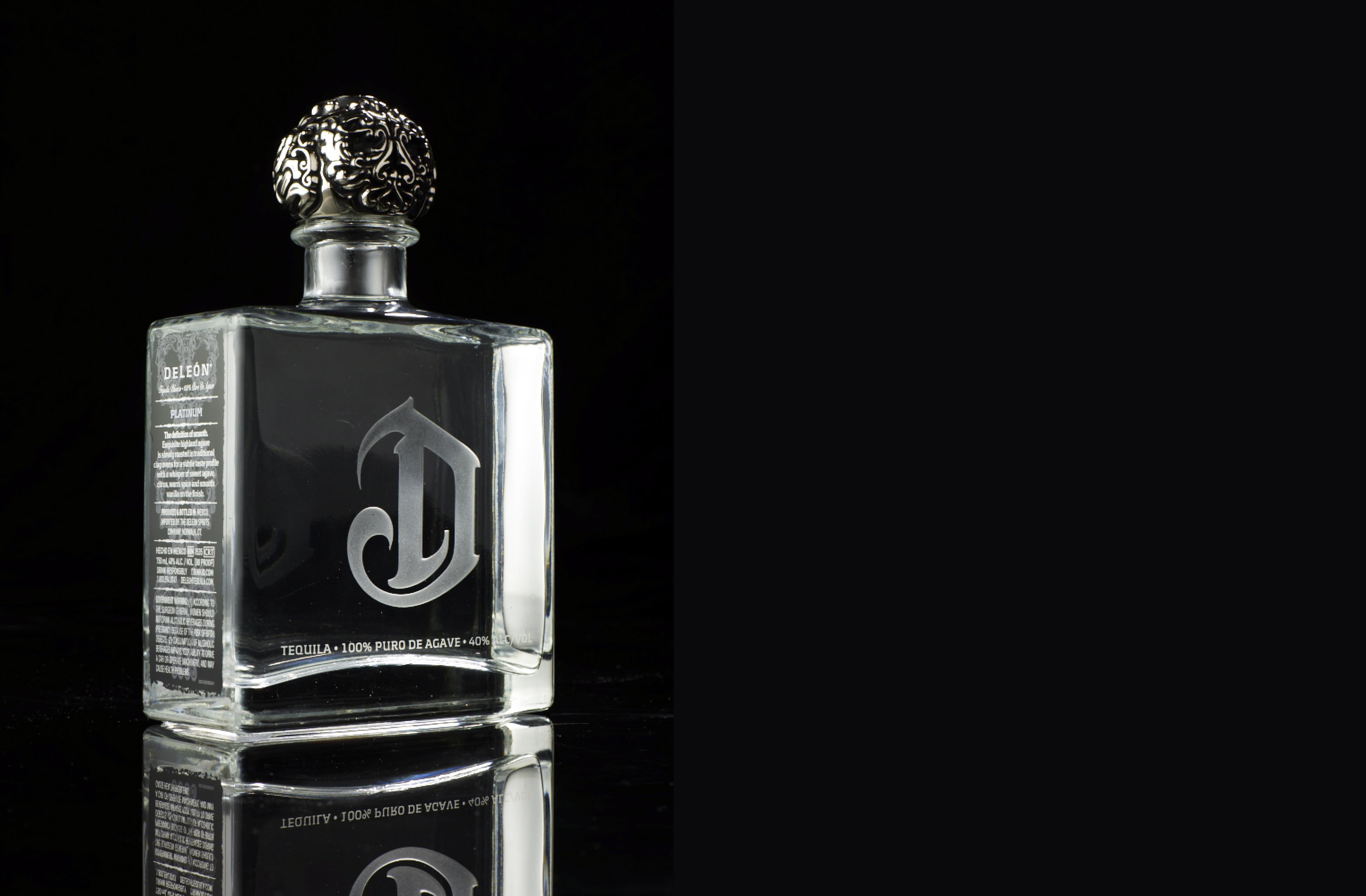 DeLeon Tequila Platinum