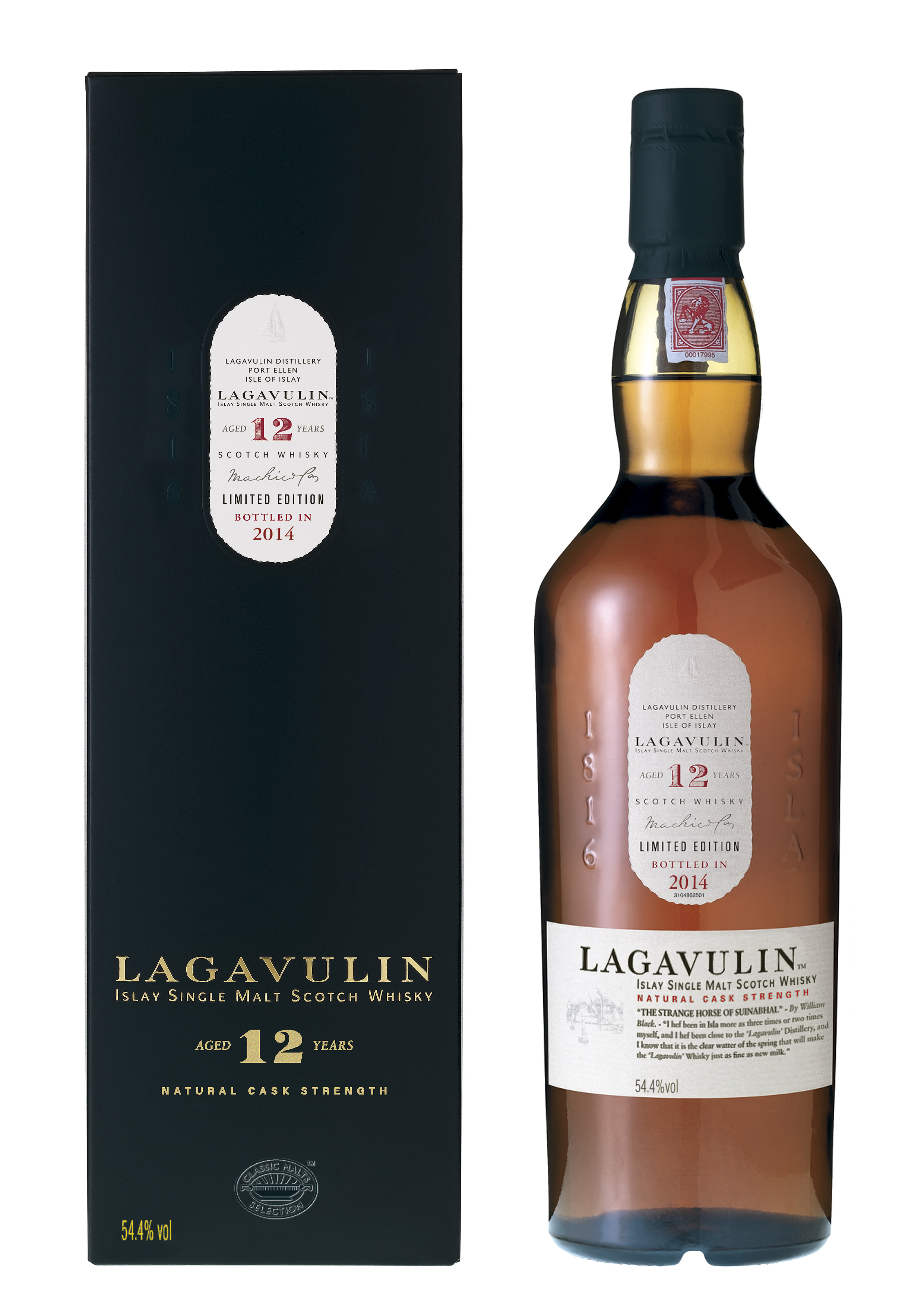 Lagavulin 12 Years Old Limited Edition 2014