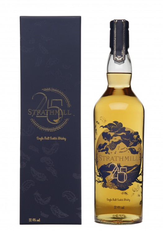 Strathmill 25YO Bottle & Box