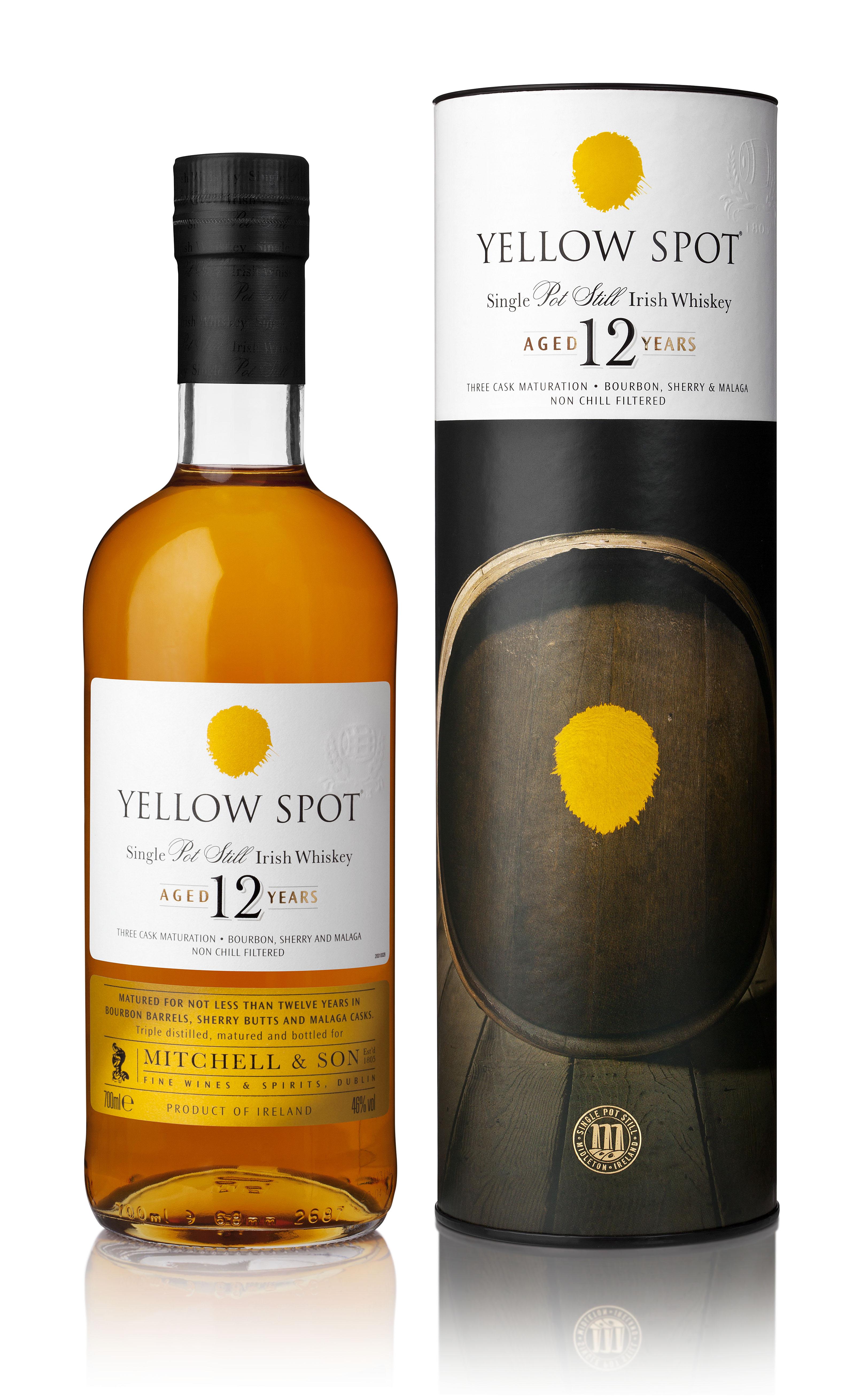 Yellow Spot Irish Whiskey 12 Years Old