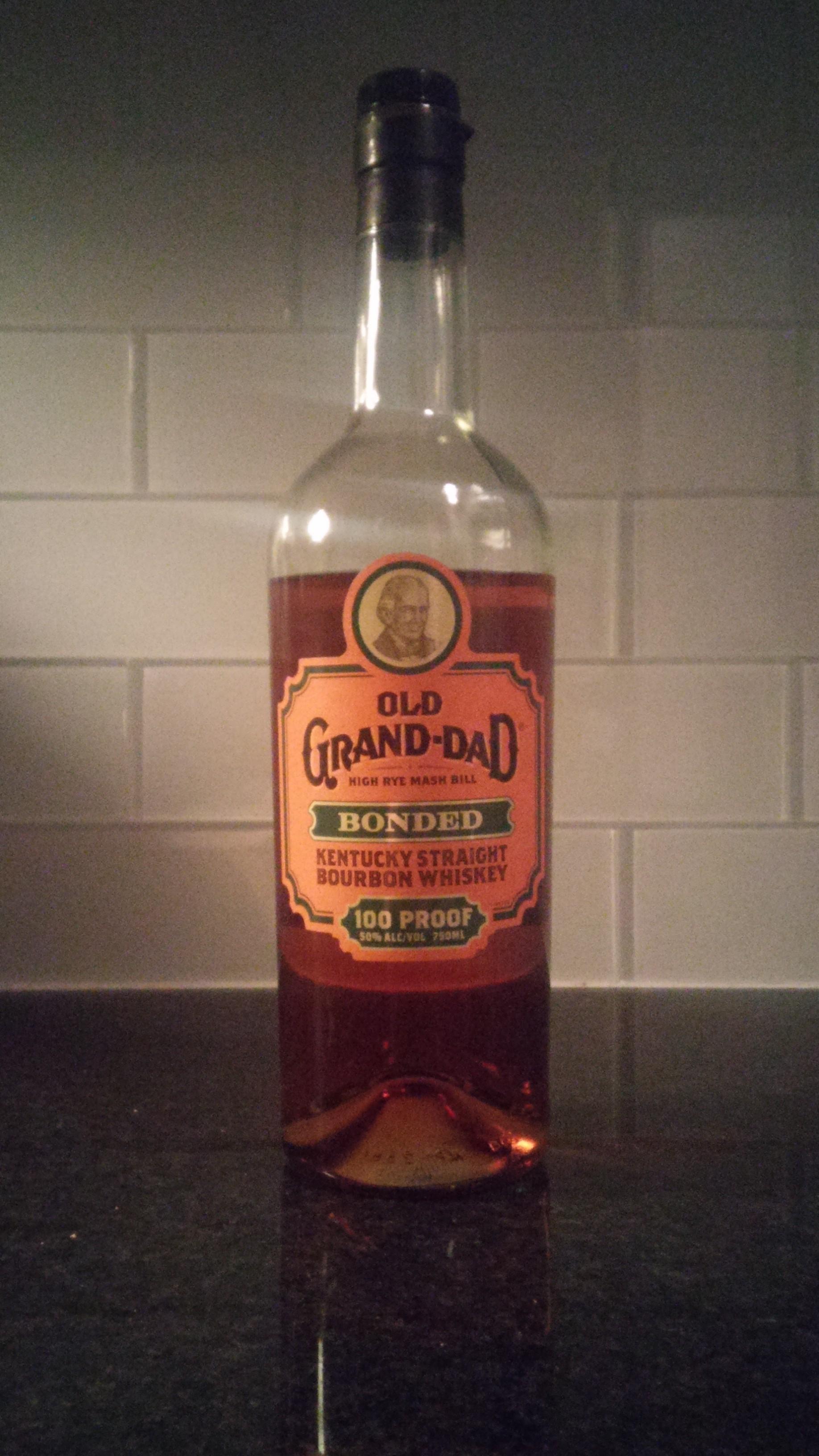 Old Grand-Dad Bonded Bourbon
