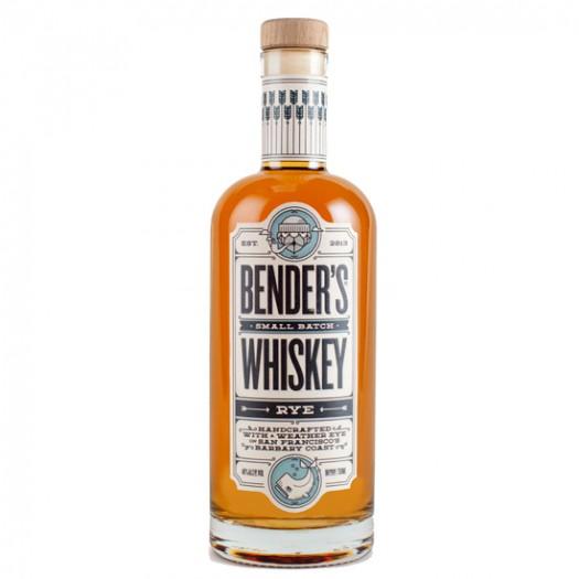 bender's whiskey