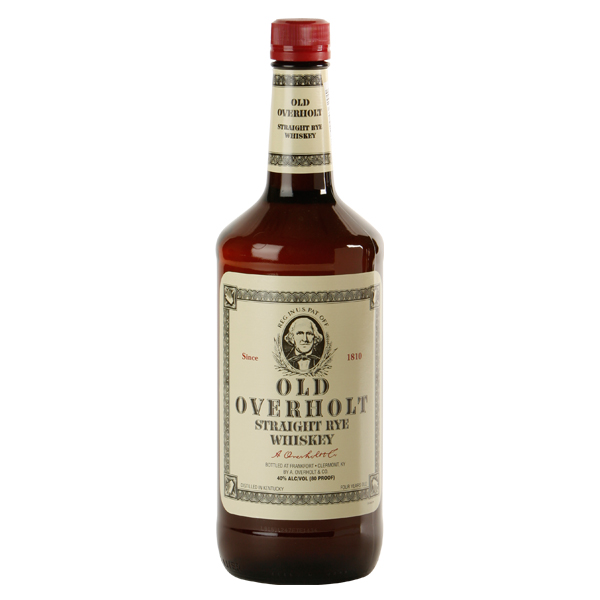 Old Overholt Straight Rye Whiskey (2015)