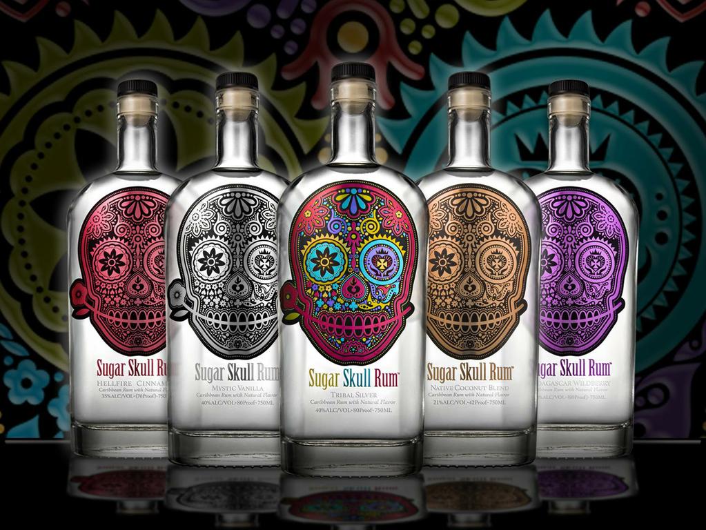 Review sugar skull rum drinkhacker