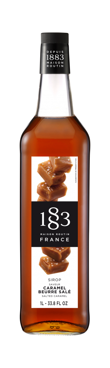 1883 - Sea Salt Caramel