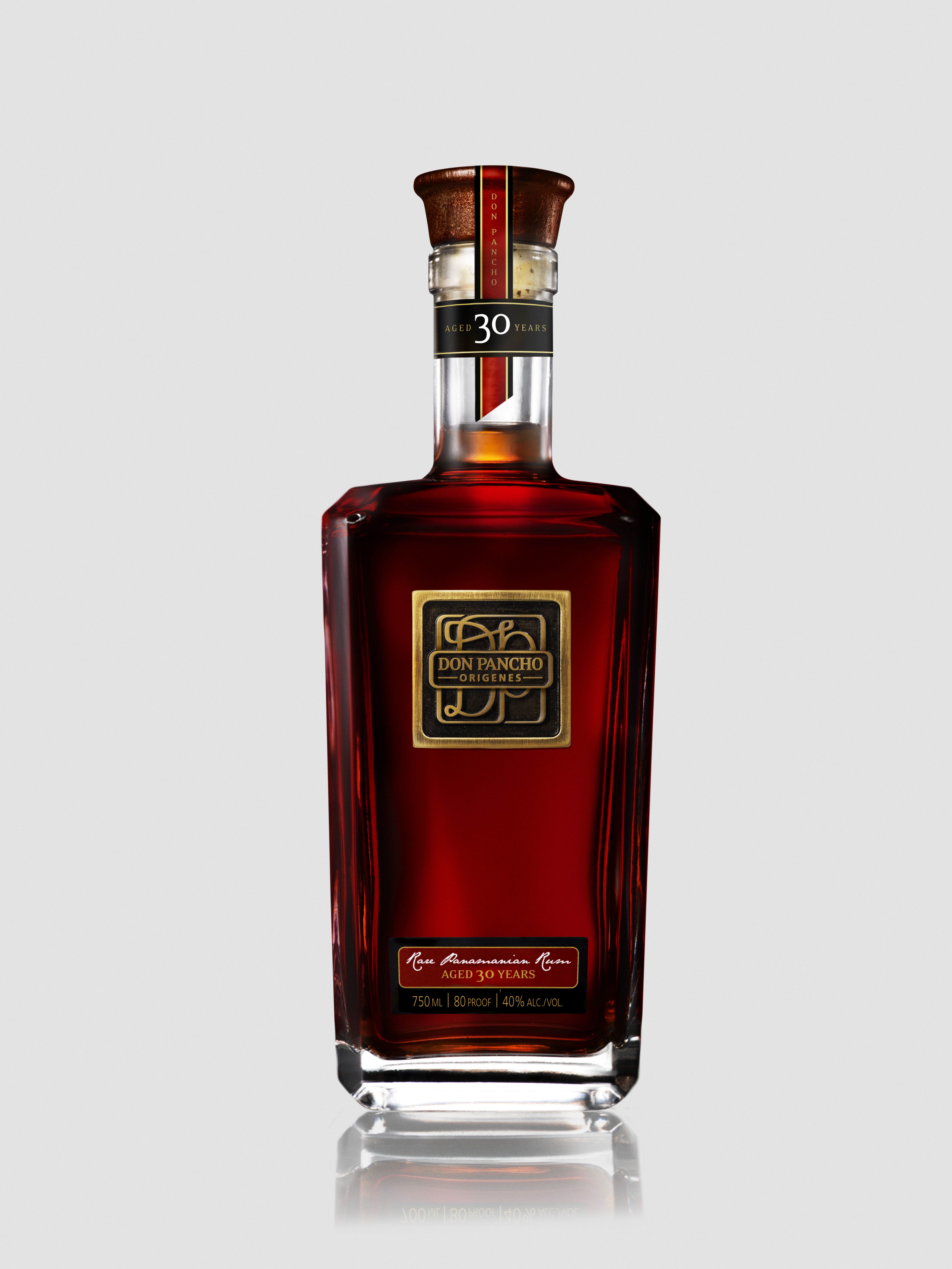 Don Pancho Origenes Rare Rum 30 Years Old