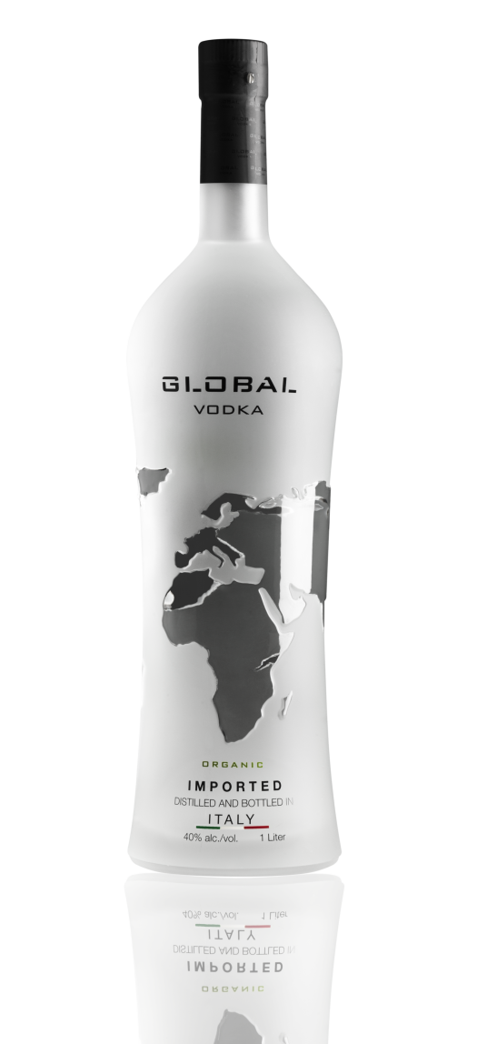 Global Vodka 2014 Bottle-0