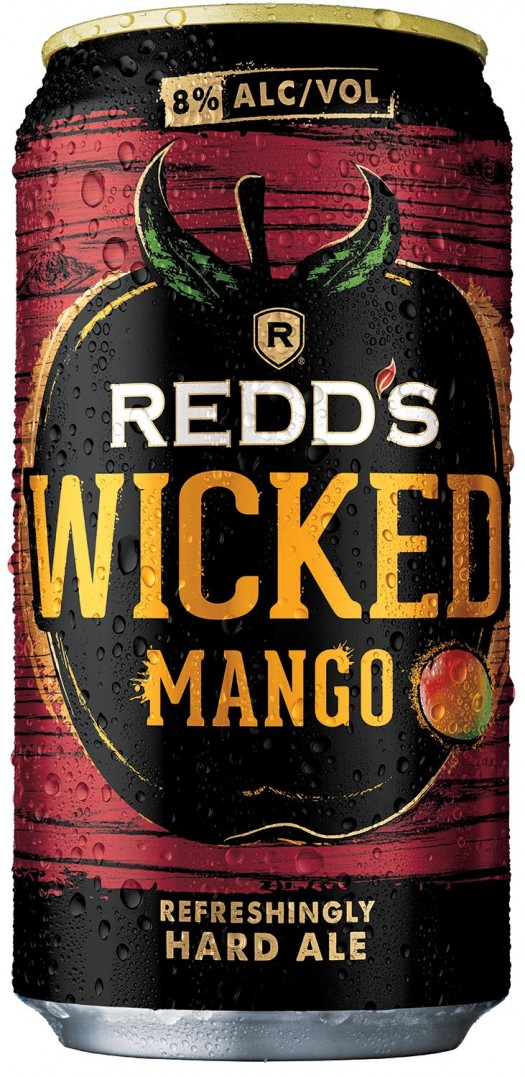 Redd's Wicked Mango Can