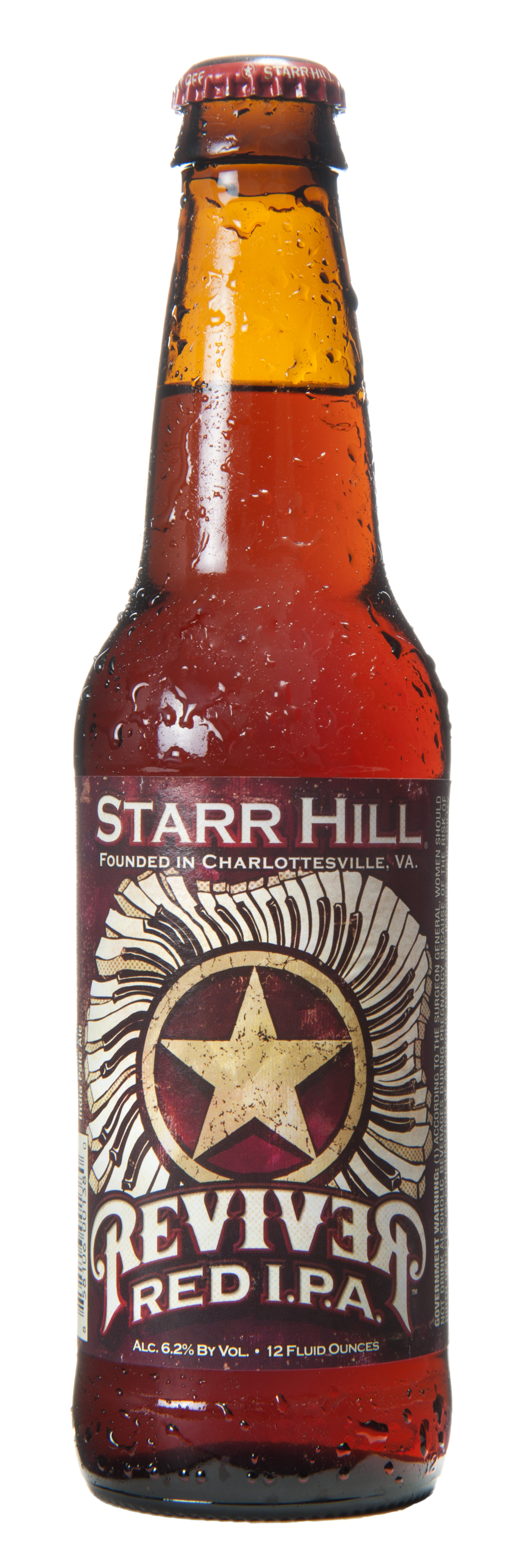 Starr Hill Reviver Red IPA