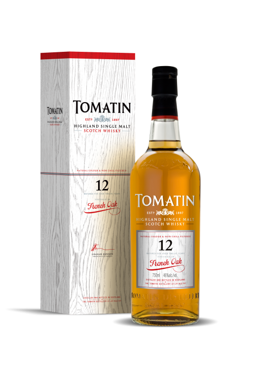 Tomatin French Oak