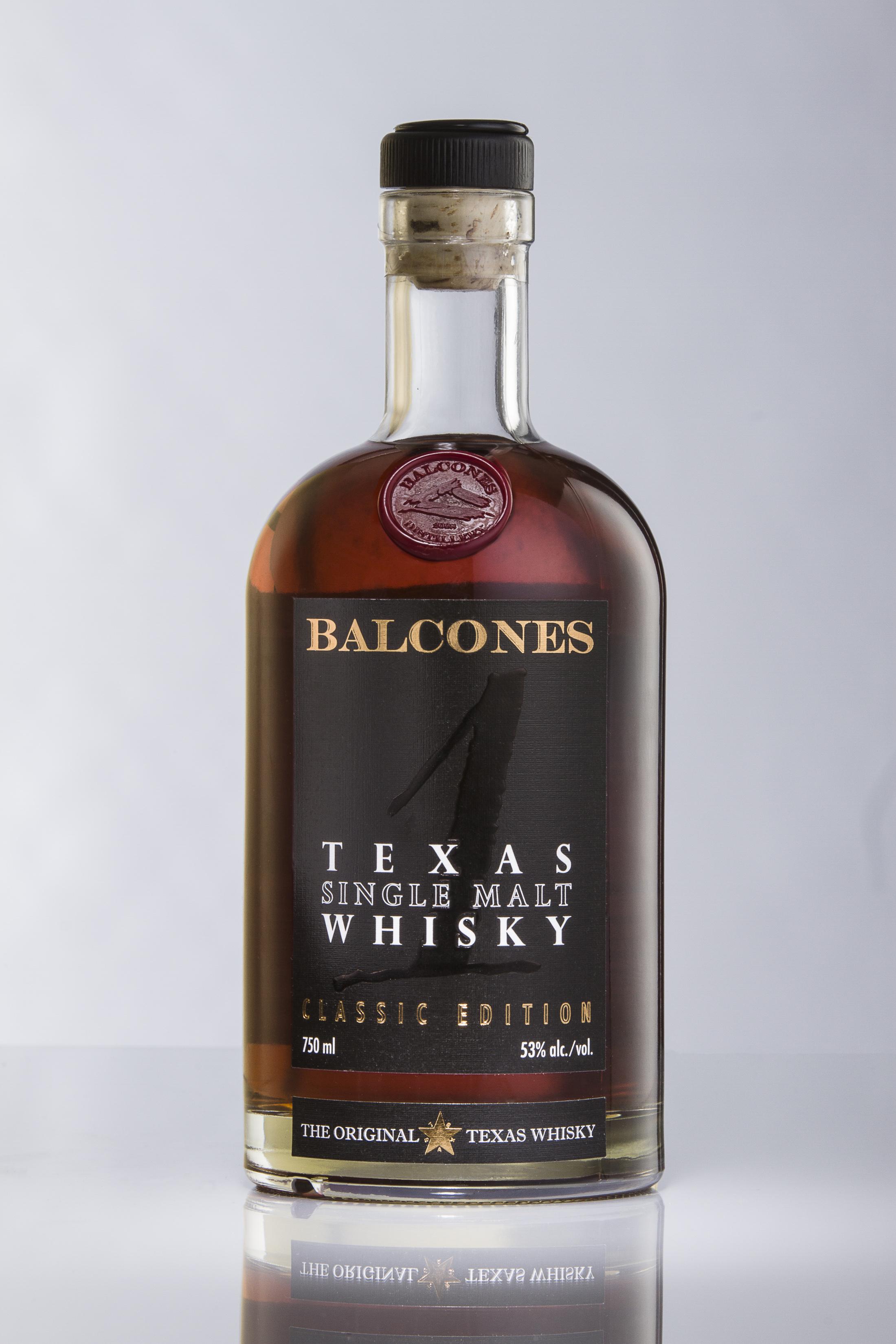 "Balcones ""1"" Texas Single Malt Whisky Classic Edition (2015)"