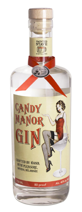 candy manor gin