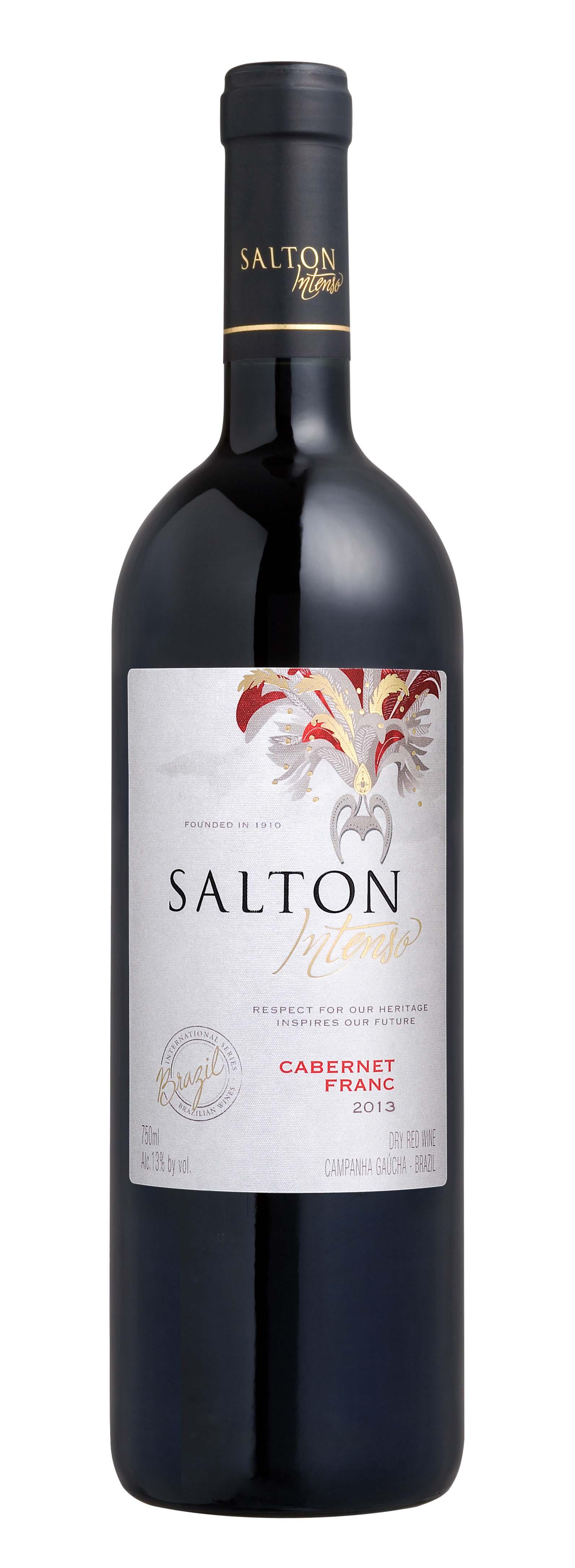 2012 Salton Intenso Cabernet Franc