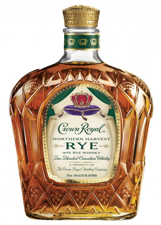 crown royal rye