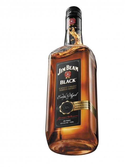 jim beam black extra aged