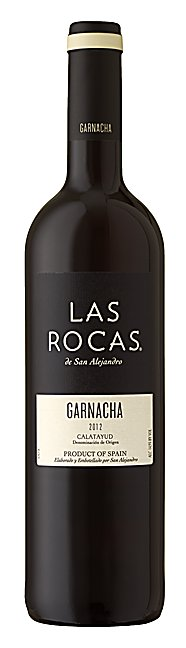 Las Rocas 2012 Calatayud Garnacha 750ml