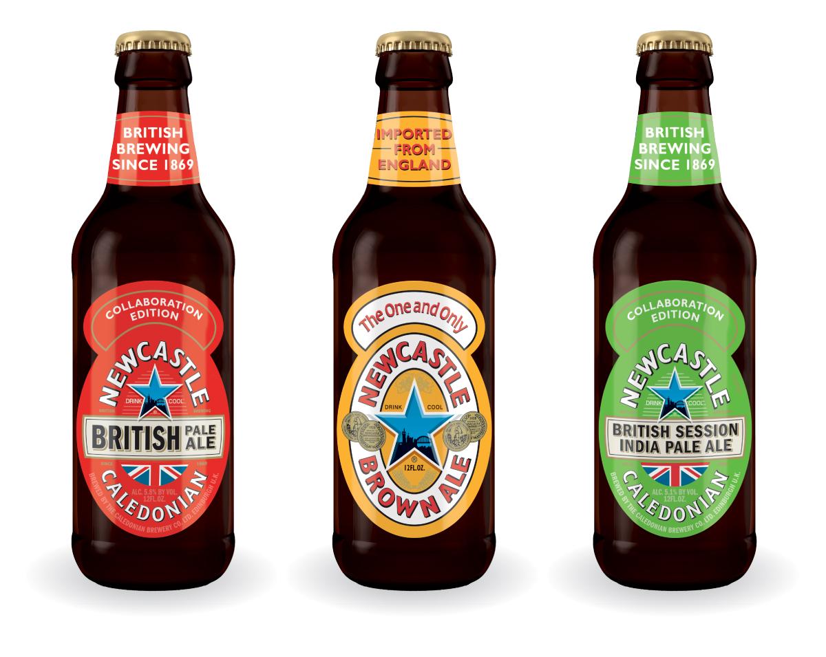 Newcastle Collaboration Edition British Pale Ale