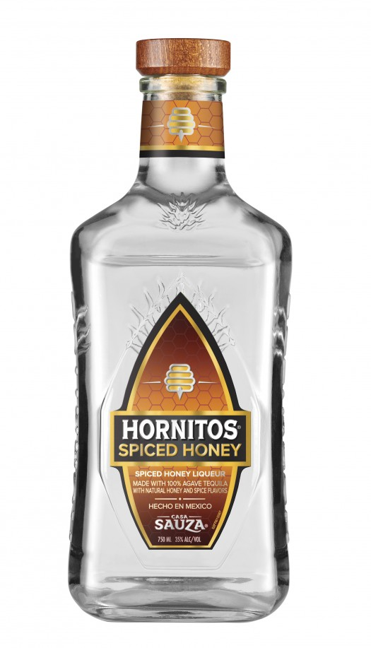 Hornitos Spiced Honey Bottle Image