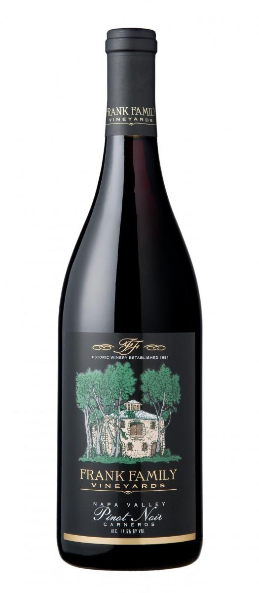 frank family NV Napa Valley Pinot