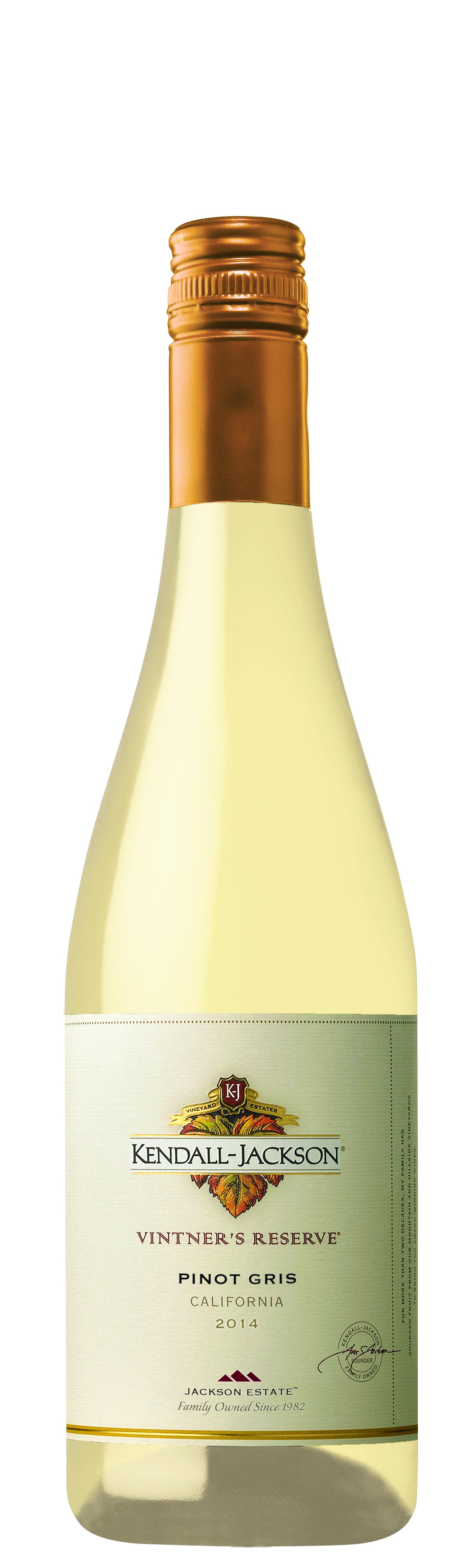 2014 Kendall-Jackson Pinot Gris California Vintner's Reserve