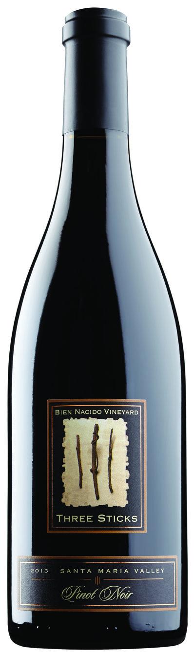 2013 Three Sticks Pinot Noir Santa Maria Valley Bien Nacido Vineyard