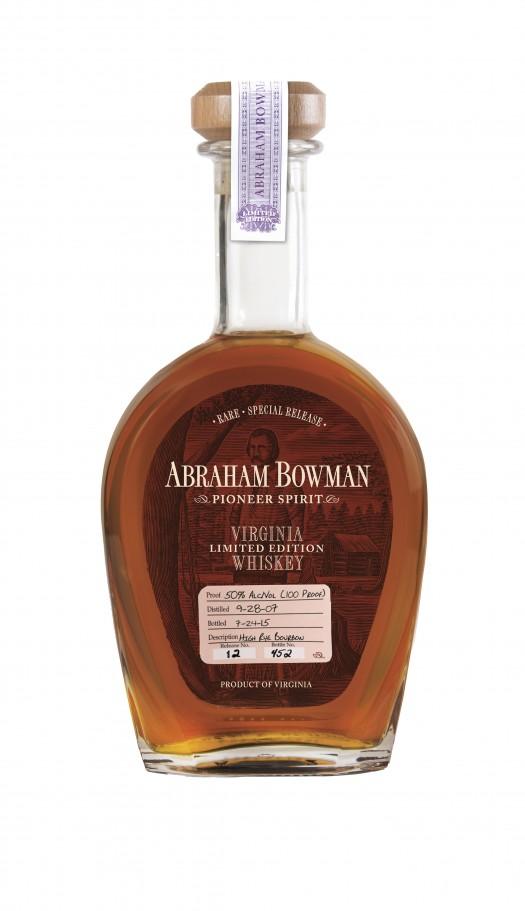ABW Hi Rye Bourbon