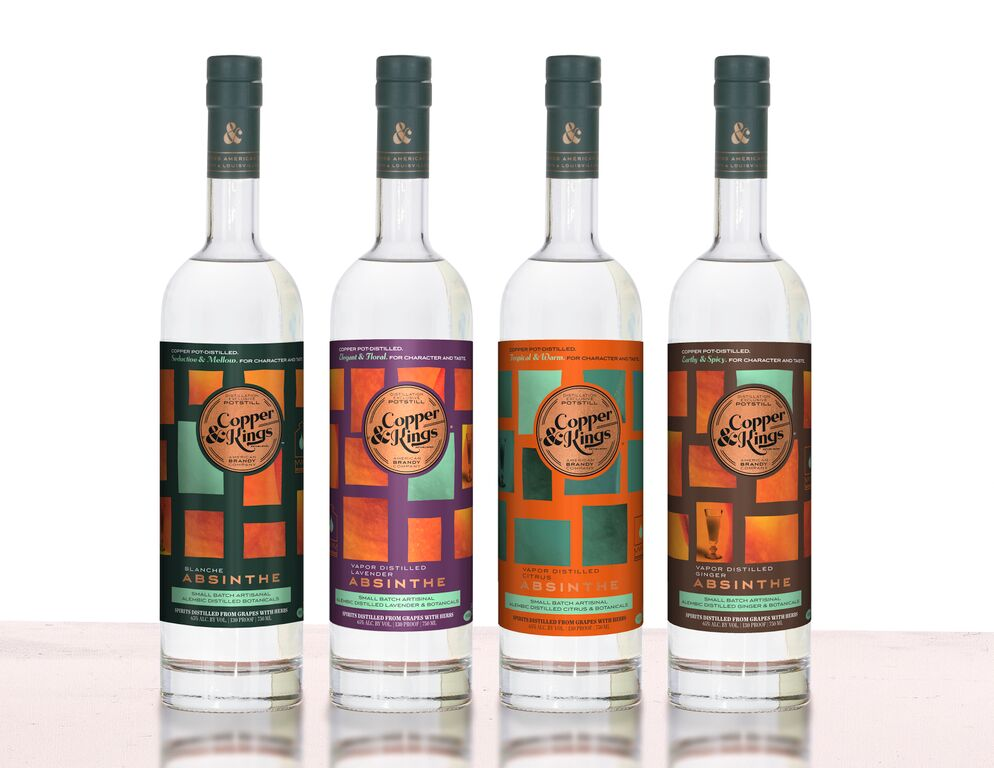 Copper & Kings Blanche Absinthe